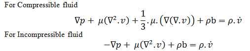 Navier-stroke-equation-for-