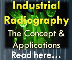 Industrial Radiography Advertisement Slot