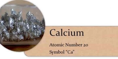 Significance of calcium